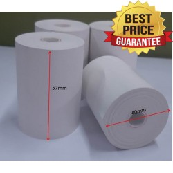 Thermal Paper Roll 57mmx 40mm