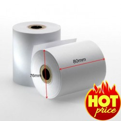 Thermal  Paper Roll 80mmx76mm